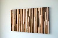 15 The Best Wooden Wall Art Panels