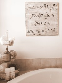 15 Best Collection of Bathroom Wall Hangings