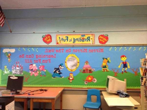 Preschool Wall Mural Art