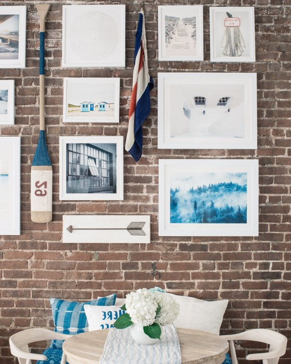 Collection Of Hanging Wall Art Brick
