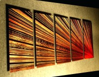 2018 Best of Inexpensive Abstract Metal Wall Art