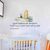 Article: Winnie The Pooh Wall Art Quotes