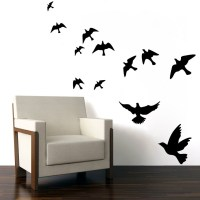 15 Best Collection of Flock Of Birds Wall Art