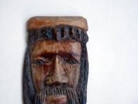 2018 Popular Wooden Tribal Mask Wall Art