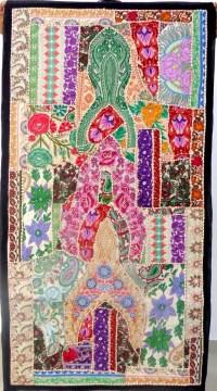 15 Inspirations of Handmade Textile Wall Art