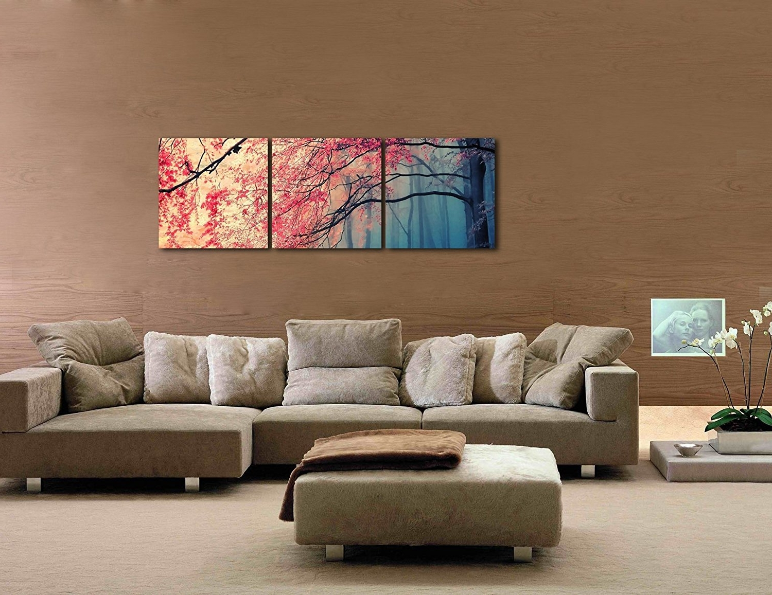15 Best Collection of Living Room Canvas Wall Art