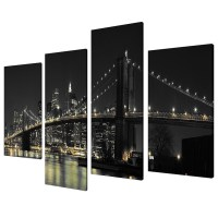 Best 15+ of Canvas Wall Art Of New York City