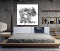 15 Ideas of Bedroom Canvas Wall Art