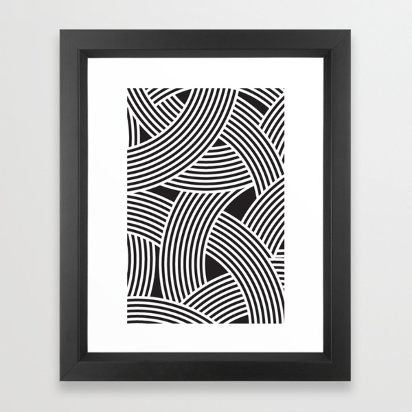 Of Black And White Framed Art Prints
