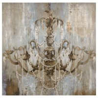 15 Collection of Chandelier Canvas Wall Art