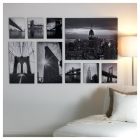 15 Inspirations of Canvas Wall Art At Ikea