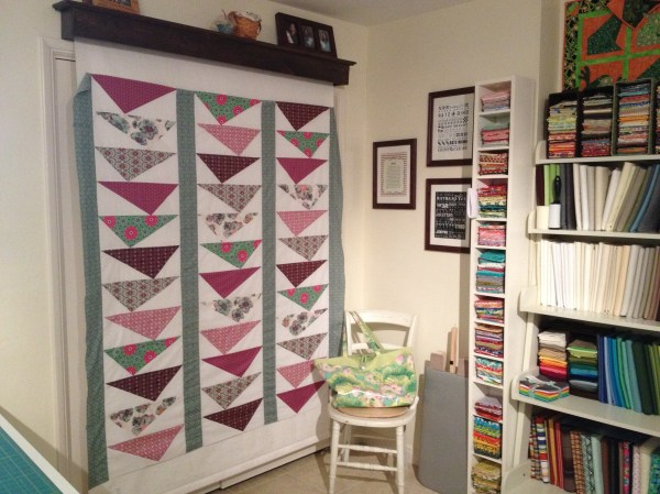 Collection Of Creative Fabric Wall Art