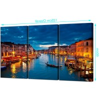 The Best Italy Canvas Wall Art