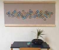 2018 Best of Contemporary Fabric Wall Art