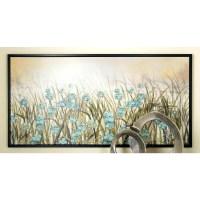 15 Ideas of Duck Egg Blue Canvas Wall Art