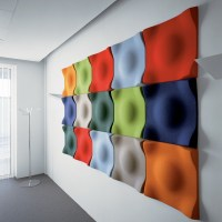 15 Best Collection of Foam Fabric Wall Art