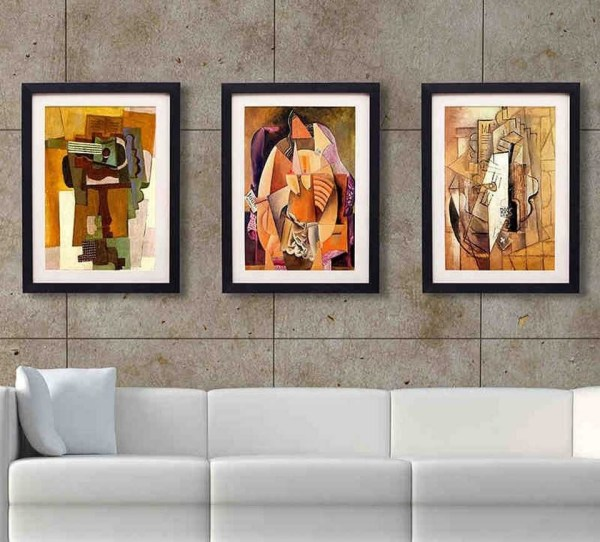 Framed Art Prints Living Room