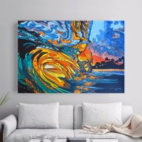 15 Best Ideas of Hawaii Canvas Wall Art