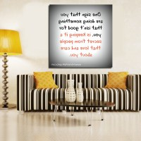 15 Ideas of Canvas Wall Art Funny Quotes