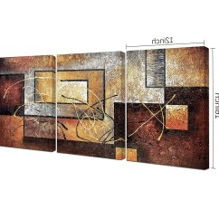 Kitchen Wall Art Ideas Buy Old Cabinets 15 Collection Of Canvas