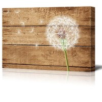 2018 Popular Dandelion Canvas Wall Art