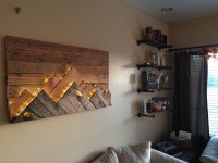15 Best Ideas of Wall Accents With Pallets
