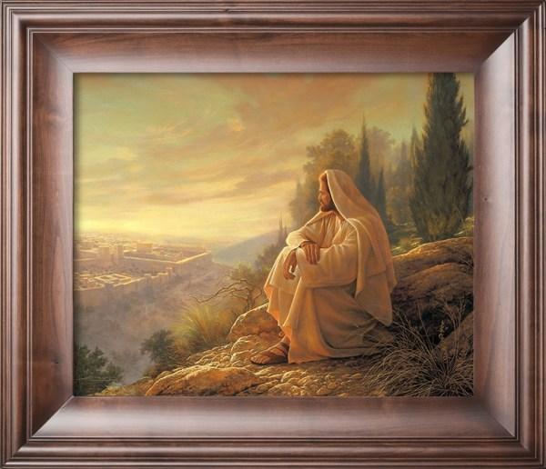 Religious Framed Art Prints