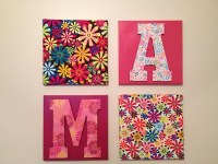 15 Best Collection of Homemade Wall Art With Fabric