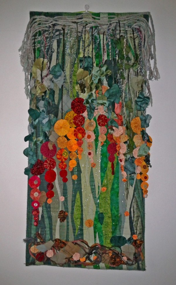 Handmade Fabric Wall Art