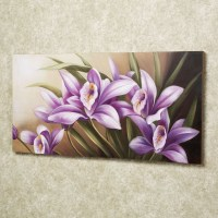 2018 Best of Lilac Canvas Wall Art