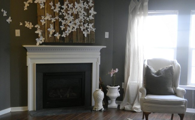 15 Best Wall Accents Over Fireplace
