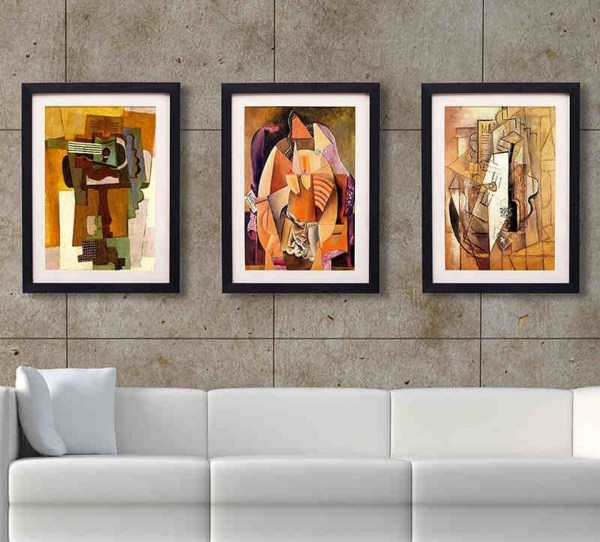 Ideas Of Contemporary Framed Art Prints