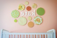 15 Collection of Baby Fabric Wall Art