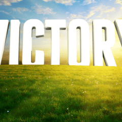 Our victory!