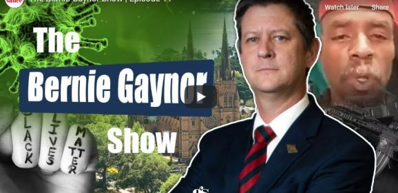 The Bernie Gaynor Show on The Good Sauce