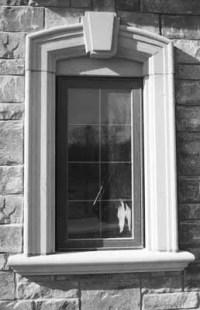 Concrete Window Sill | Precast Caps | Window Trim ...
