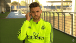 Borja Mayoral, attaccante del Real Madrid in prestito al Wolfsburg