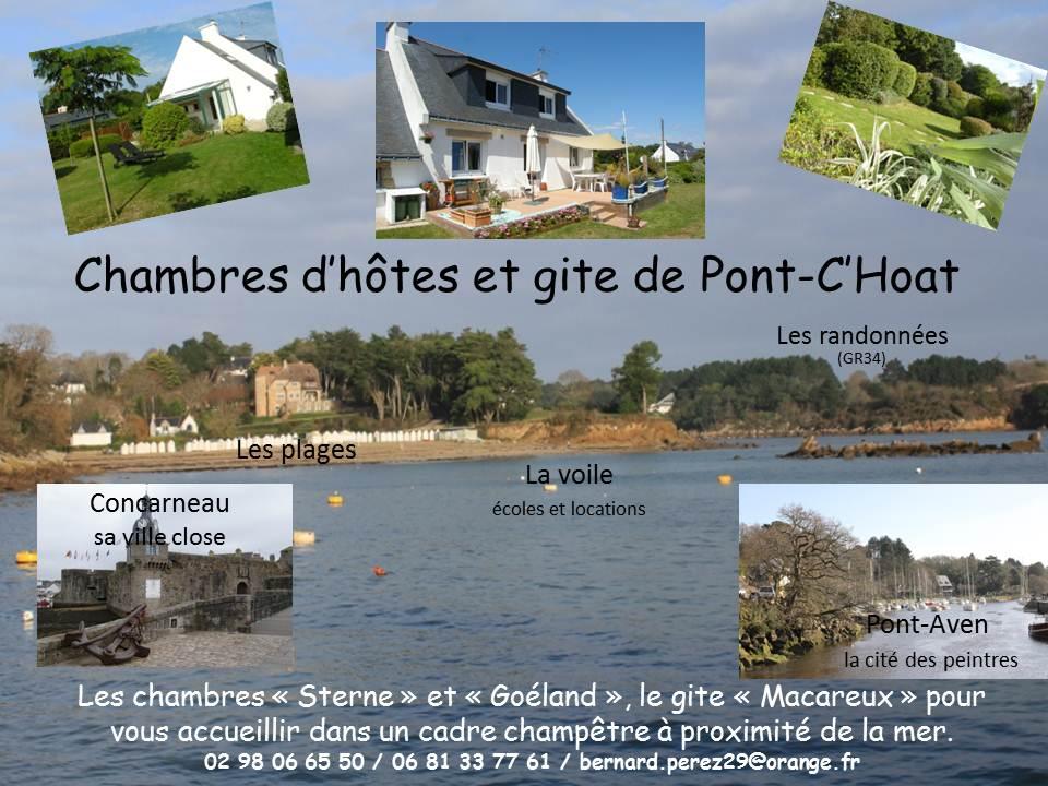 Chambres D Hotes Et Gite De Pont C