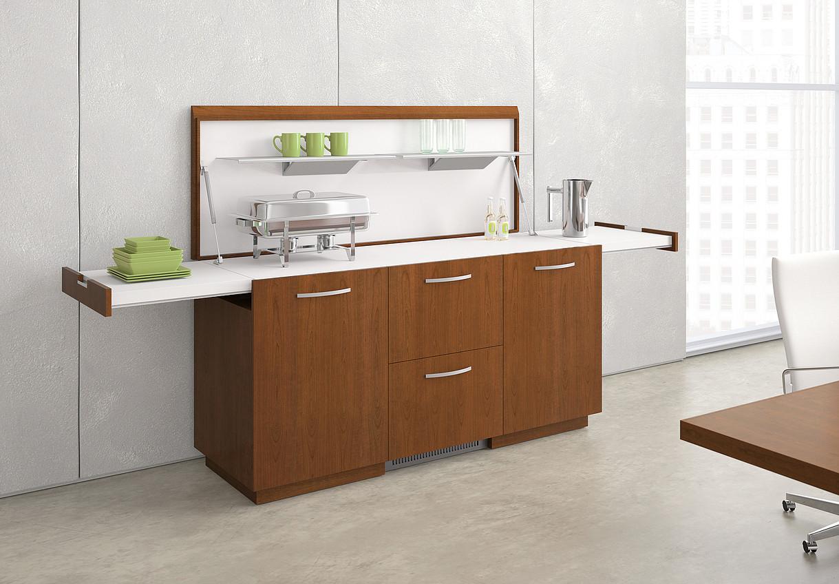 Storage Credenzas  Bernards Office Furniture