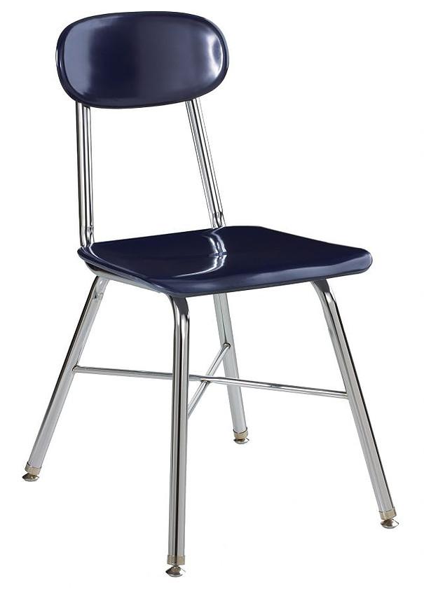 ki strive chair writing desk and set student desks/chairs - bernards office furniture
