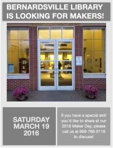 Maker Day Poster