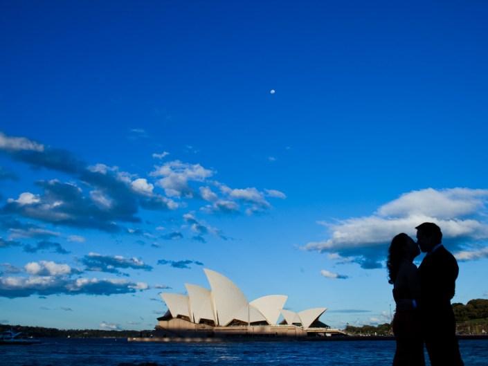 Destination Wedding Portraits in Sydney