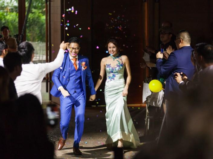 Wedding of Eric & Audrey