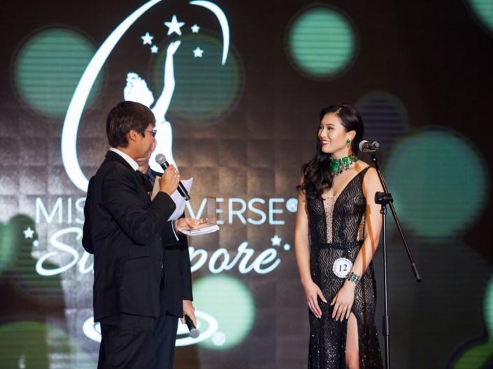 Miss Singapore Universe 2016