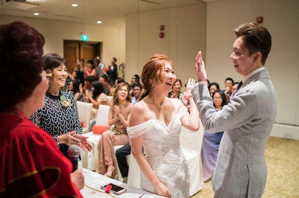 Wedding of Jackson & Irene
