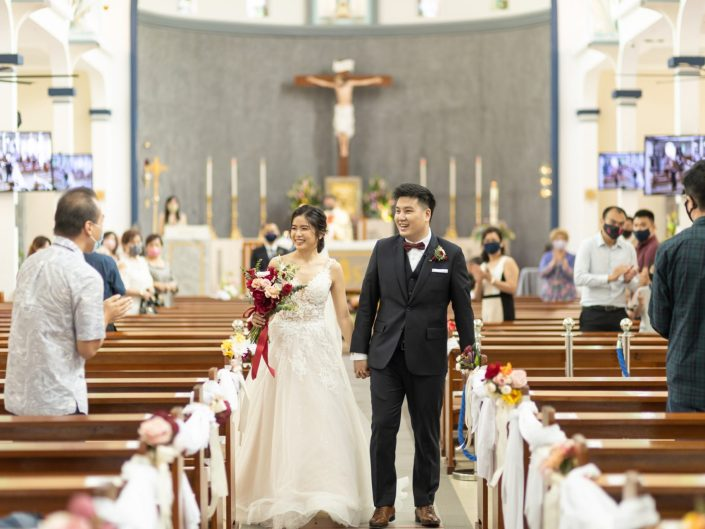Wedding of Paul and Valerie