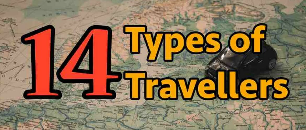 14 types of travellers