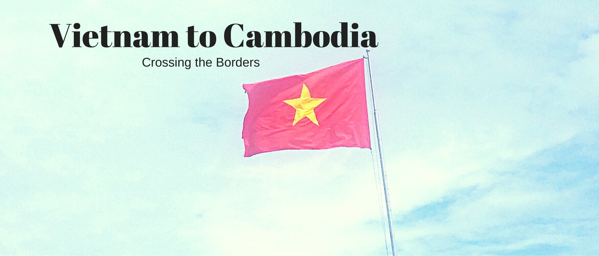 Crossing the border, Vietnam to Cambodia-Slider
