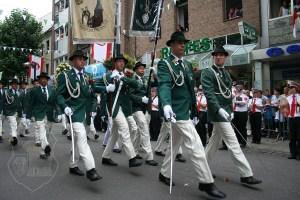 Bernardus-Parade 2011