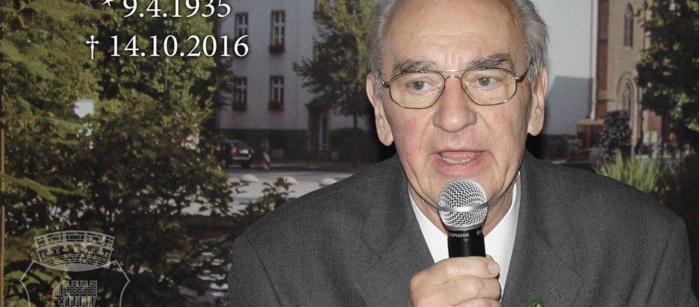 Ehren-Bernardiner Gerd Peters verstorben